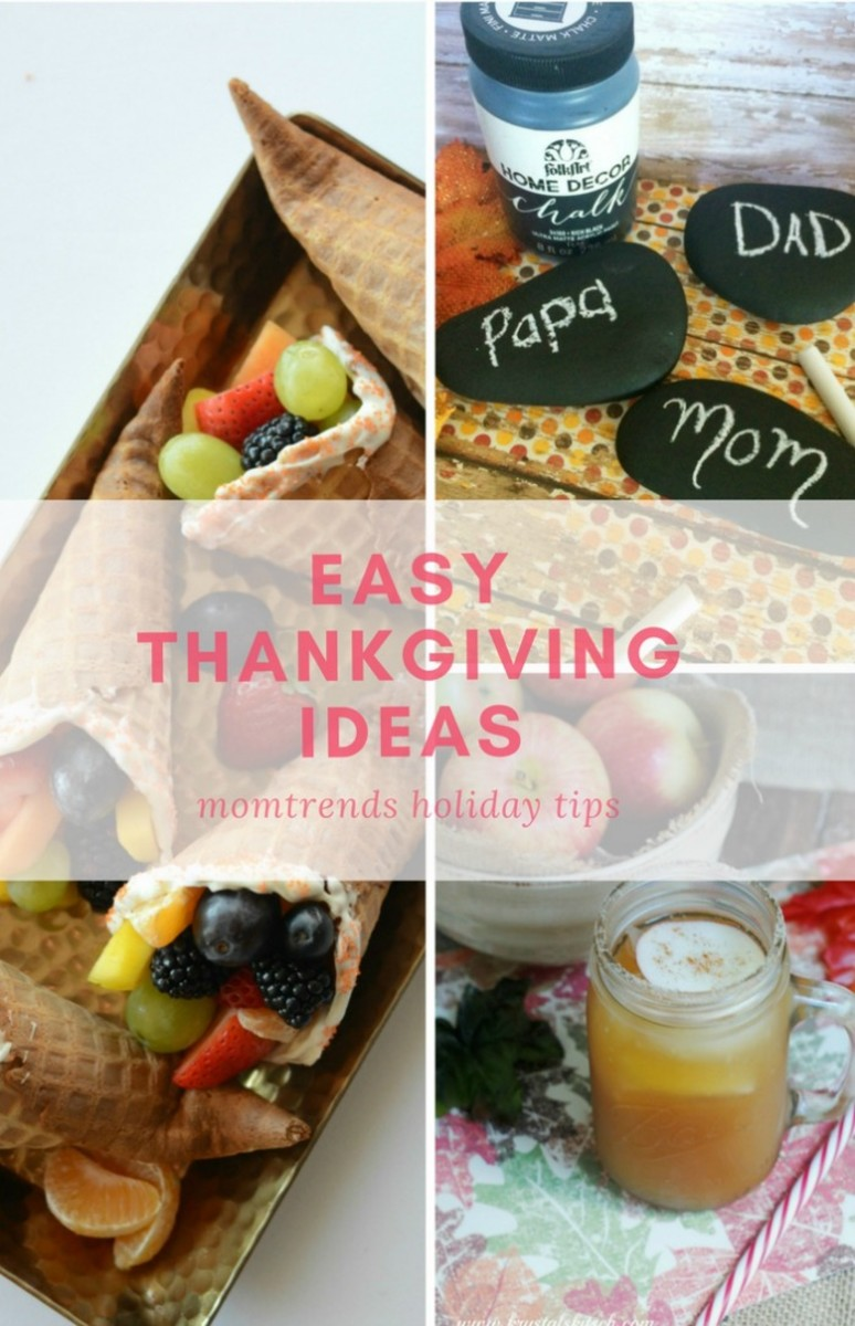 easy thanksgiving ideas