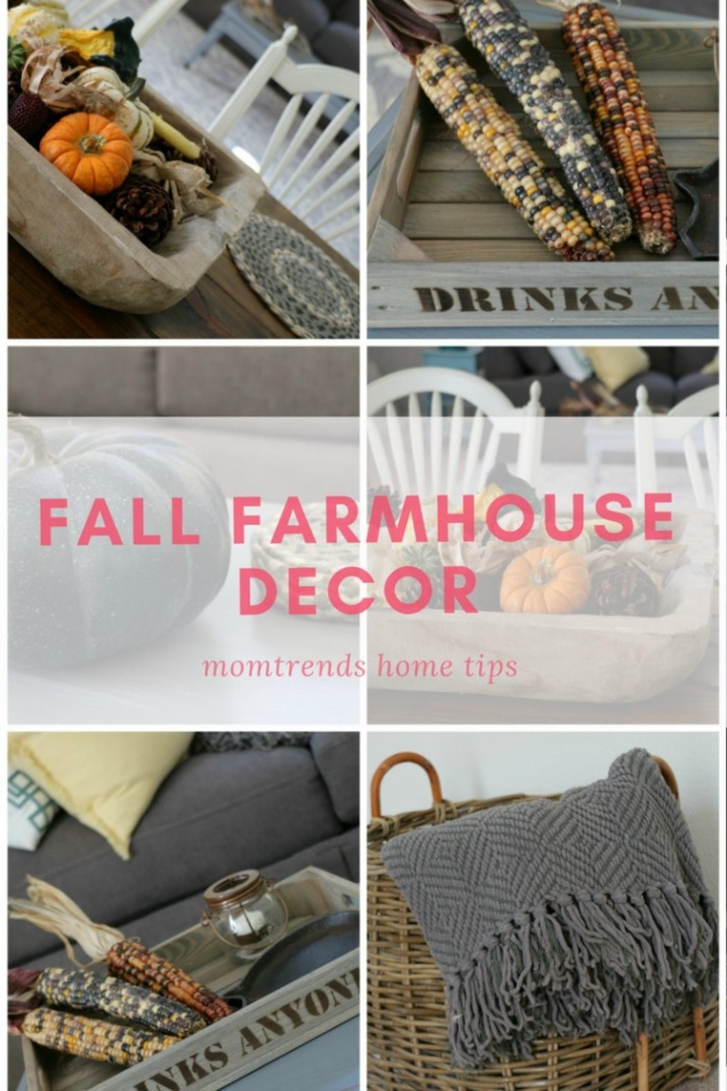 fall farmhouse decor