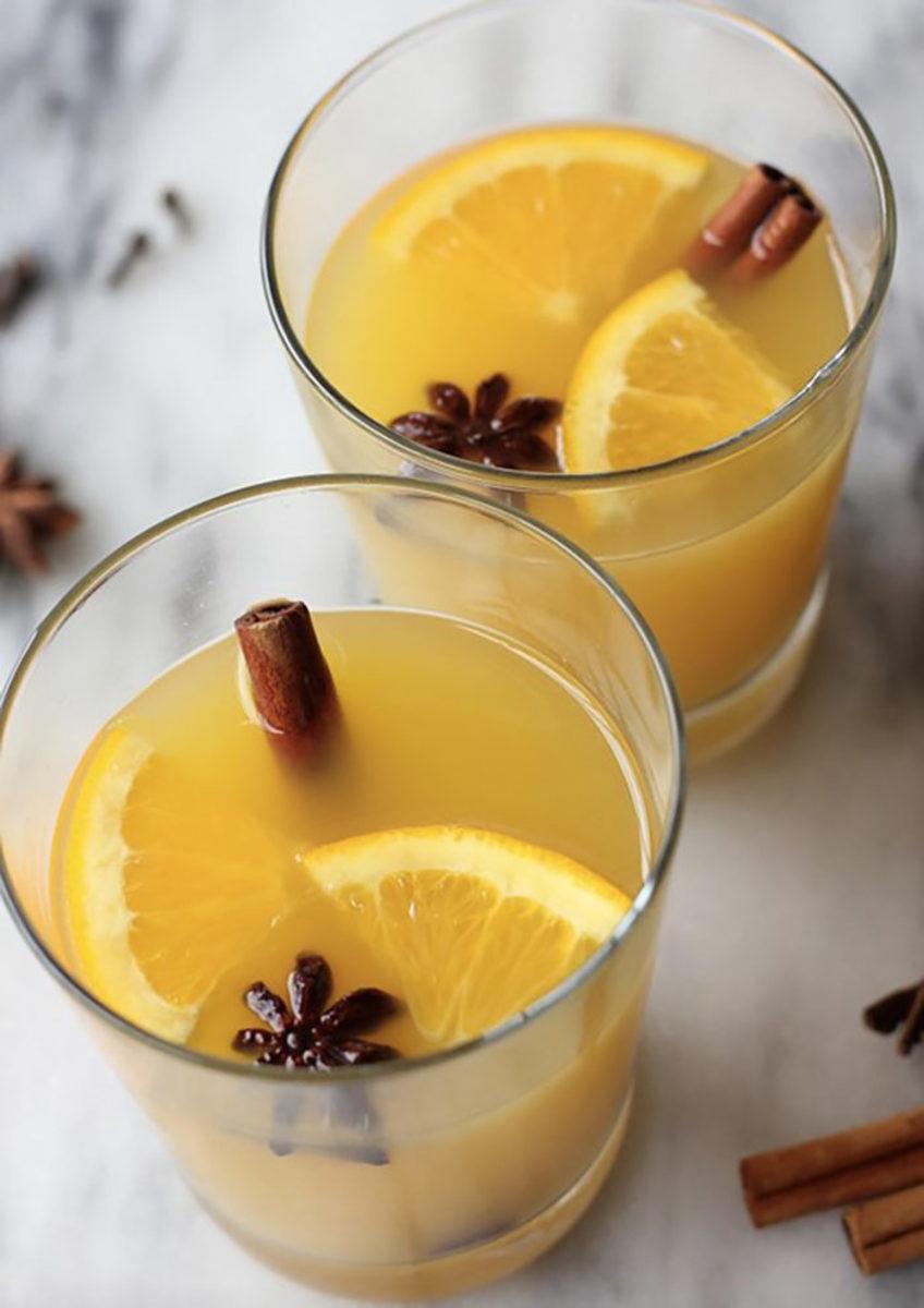 Orange Cocktail wo Bottle