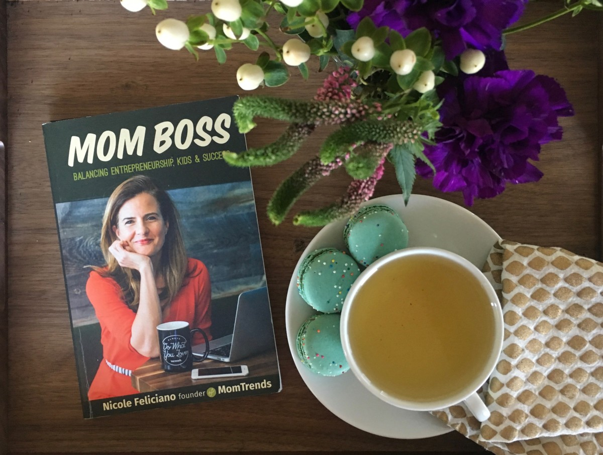 Mom Boss, Mom Boss Book