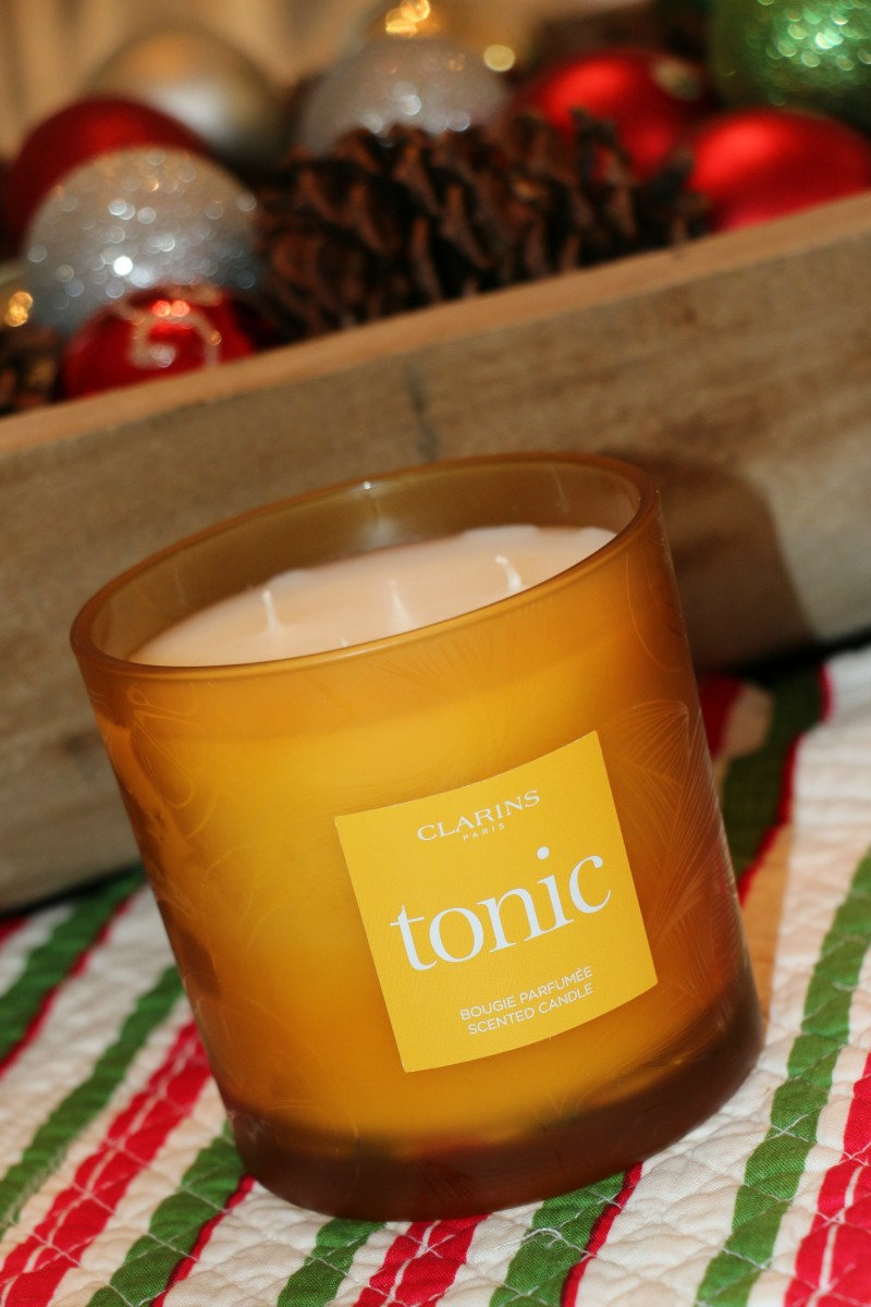 Clarins Tonic Candle