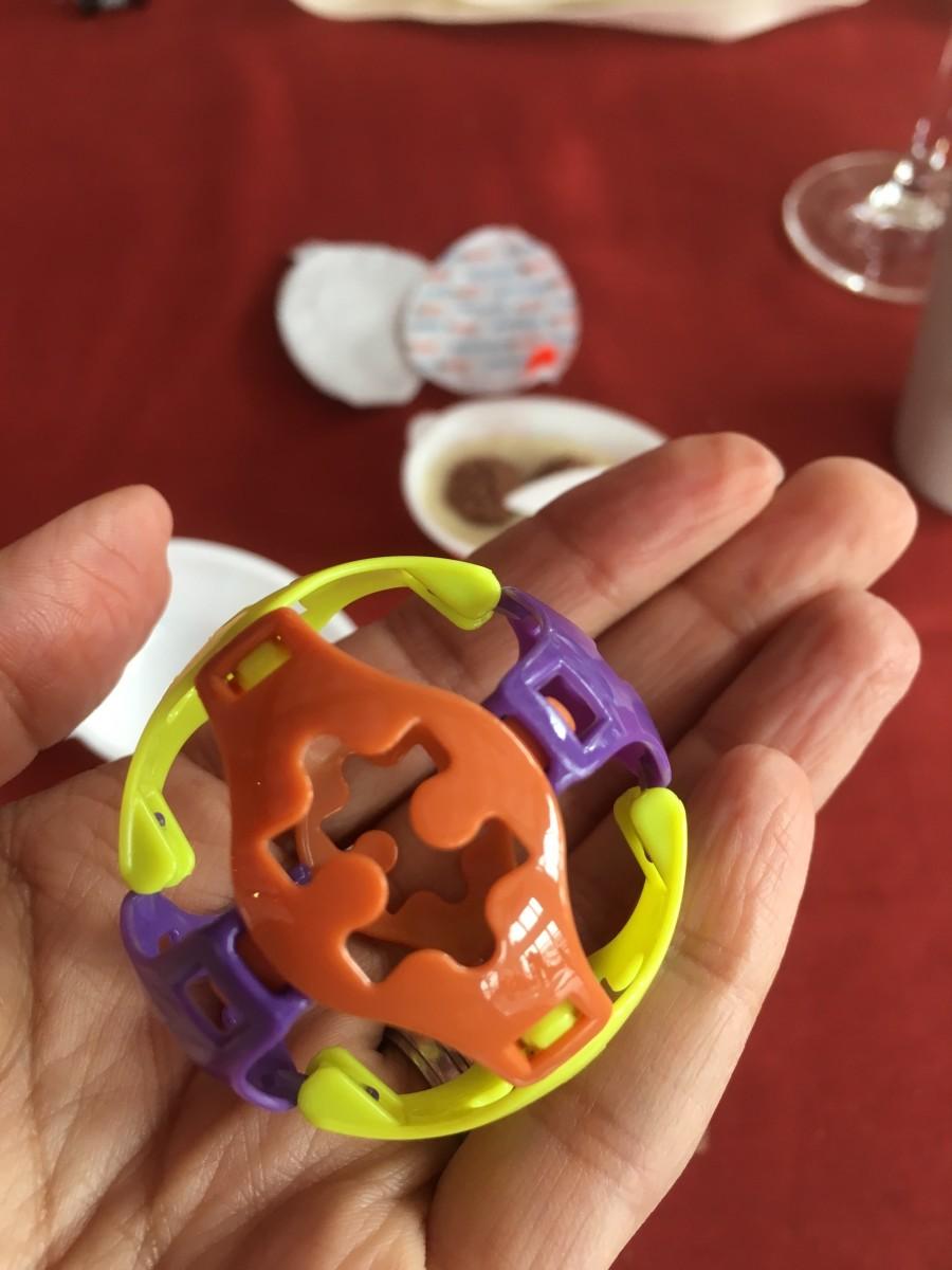 Kinder Egg Toy