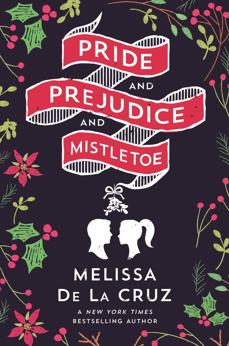 Pride and Prejudice and Mistletoe jacket
