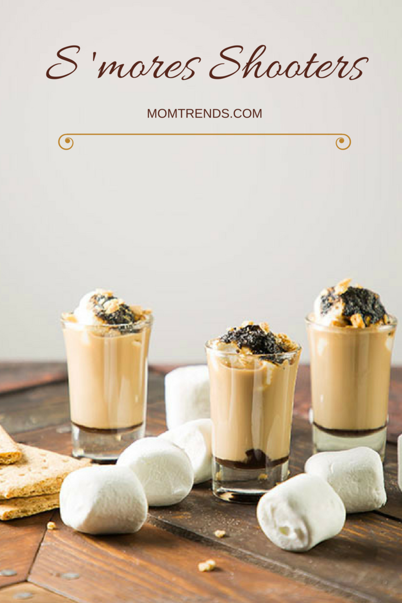 S'mores Shooter: Fall's Coziest Shooter