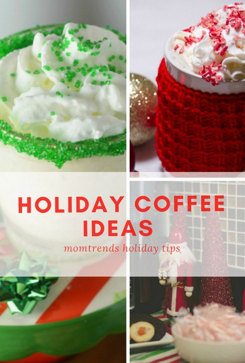 easy holiday coffee ideas