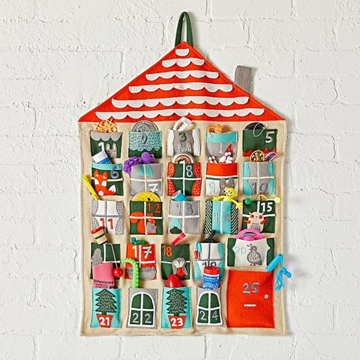 Land of Nod Advent Calendar, $118