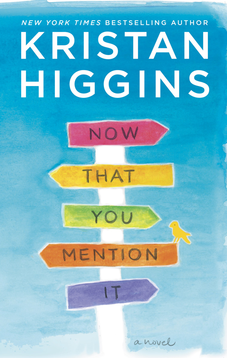 Cover_online_Now That You Mention It_Kristan Higgins