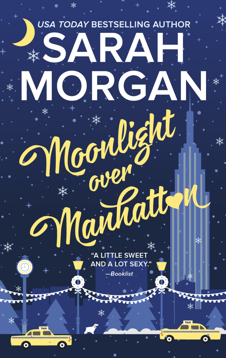 Cover_Moonlight Over Manhattan_Sarah Morgan