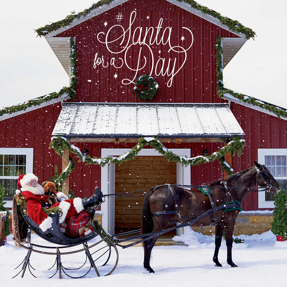 Santa for A Day Sweepstakes