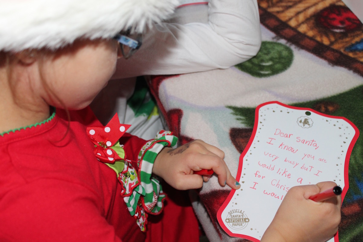 Writing And Receiving Personalized Letters From Santa  Momtrends