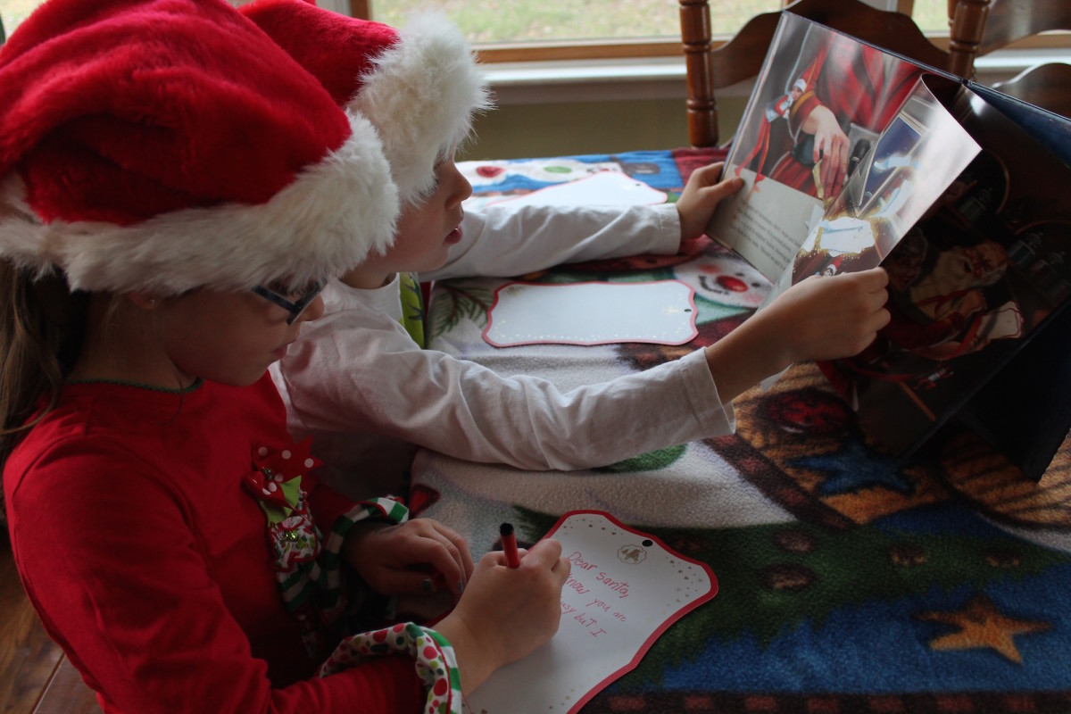 Writing And Receiving Personalized Letters From Santa - Momtrends