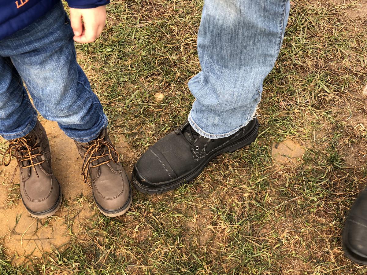 kamik boots boys and mens