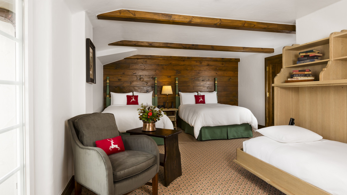 Sonnenalp Vail Rooms
