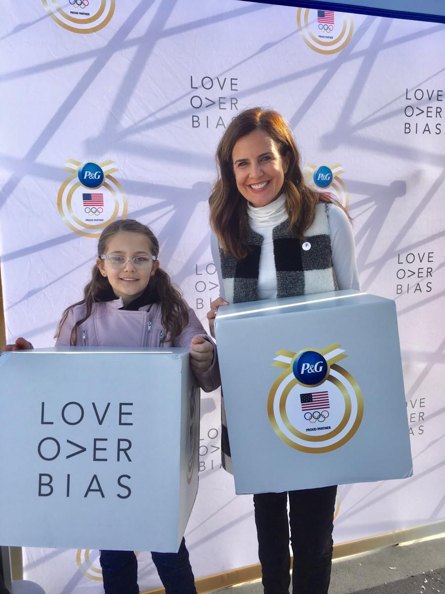 Love over bias