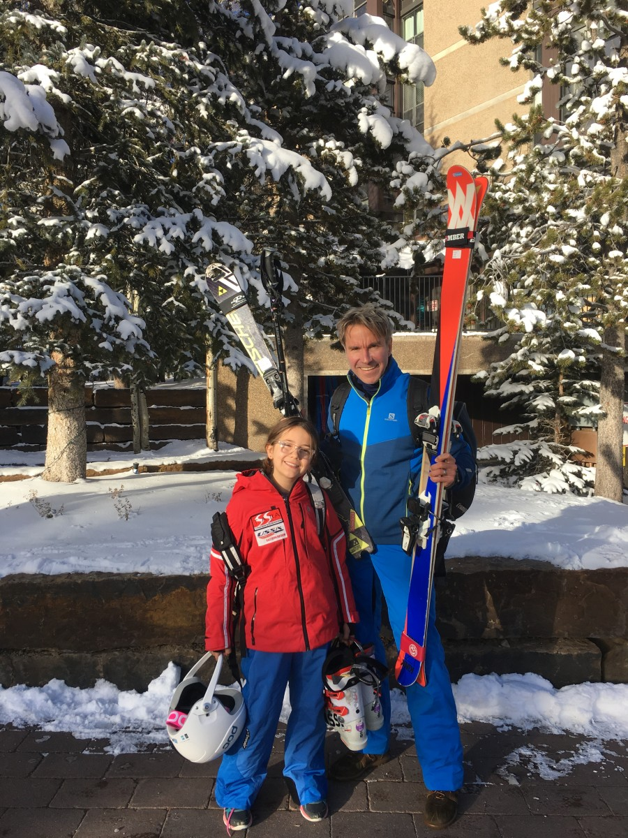Copper Mountain Family Ski