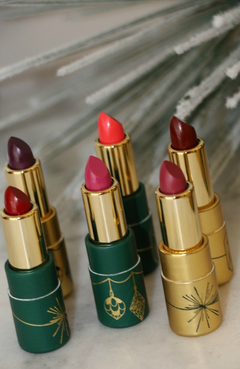 Cargo Holiday Lipstick