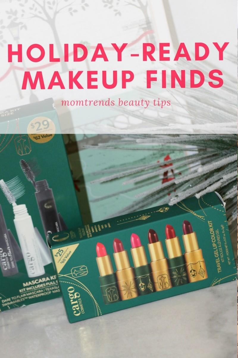 holiday-ready makeup must haves