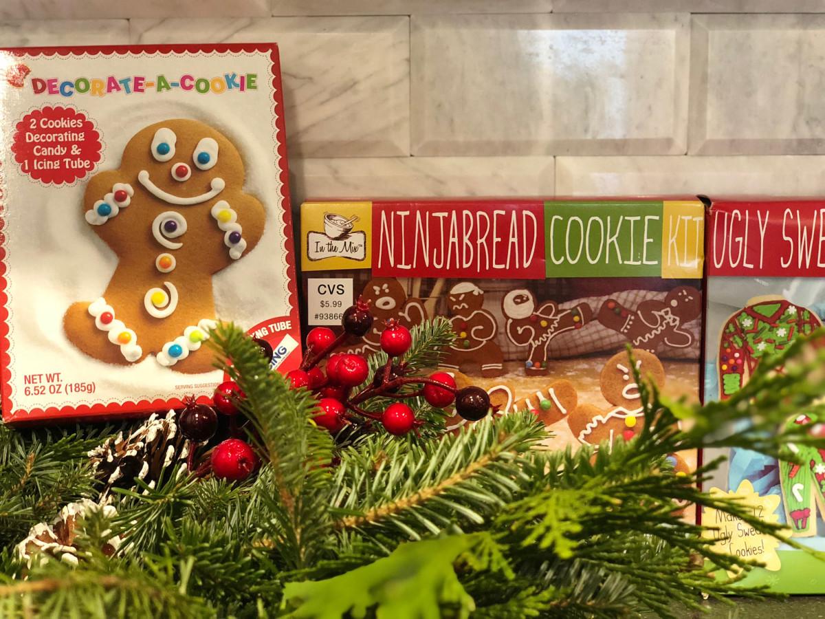 cvs ninjabread cookies