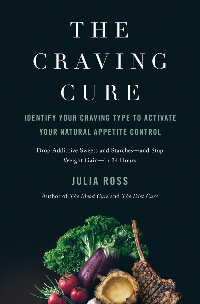 #MTBookChat: The Craving Cure by Julia Ross
