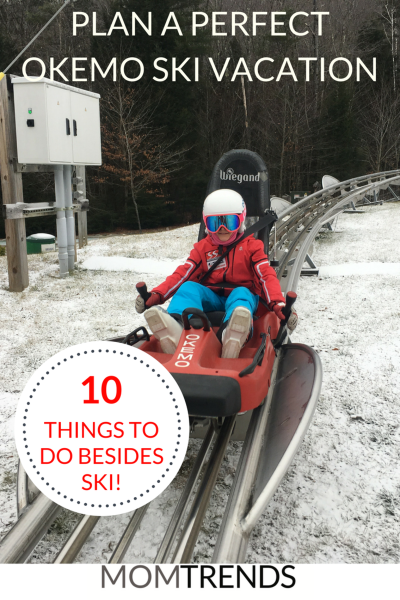 Plan a Perfect Okemo Ski Vacation #Skimoms #Skivermont