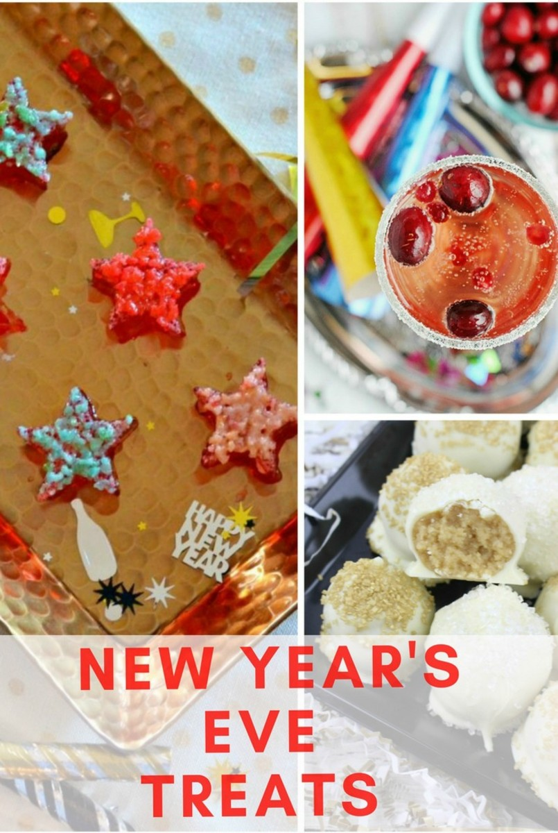 new year's eve treat ideas