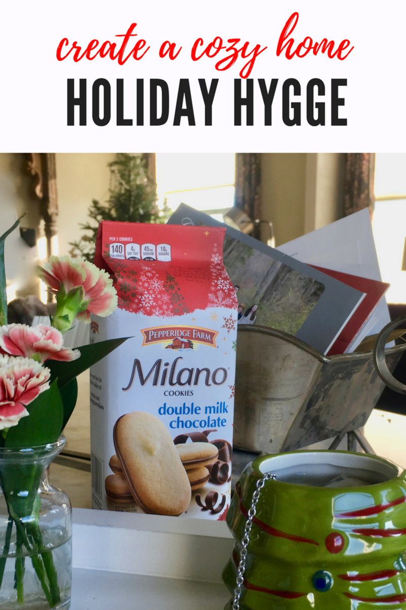 Creating Holiday Hygge