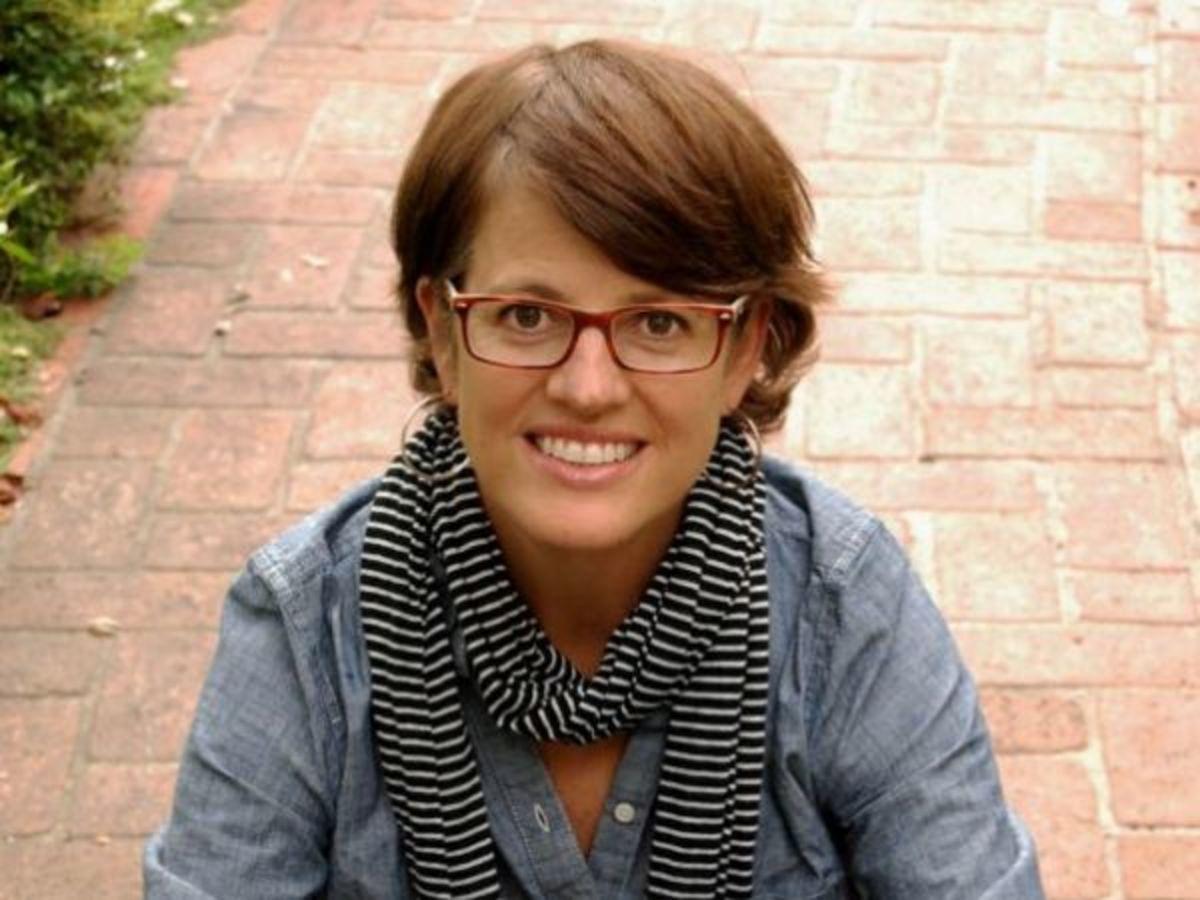New York Times Bestselling Author Kelly Corrigan