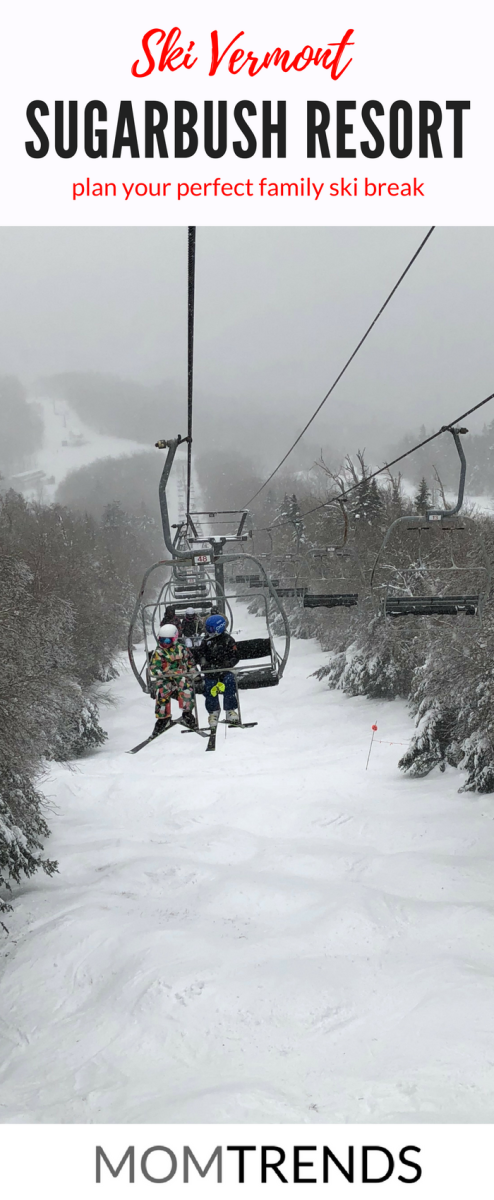 plan a sugarbush ski day