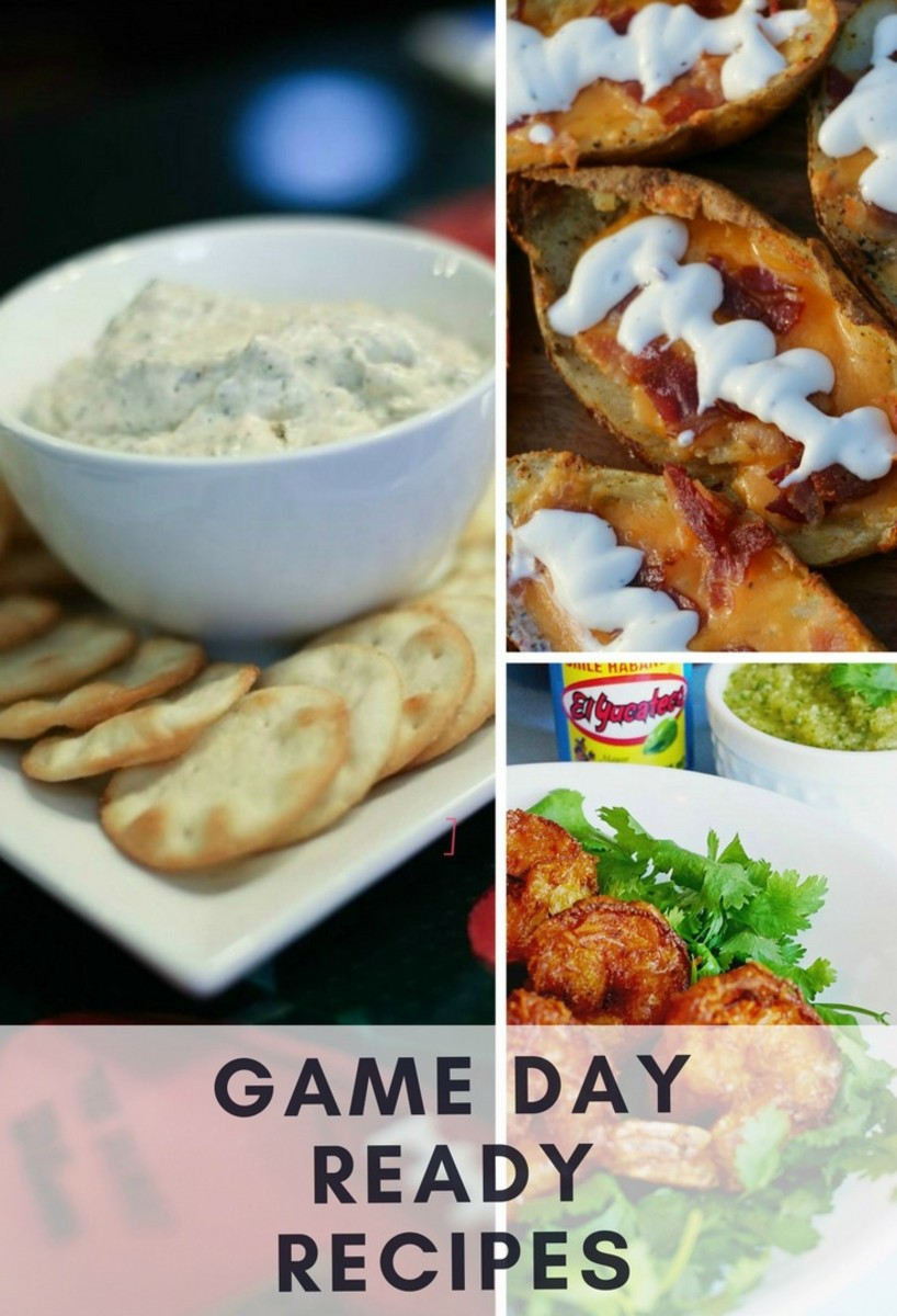 tasty game day recipes