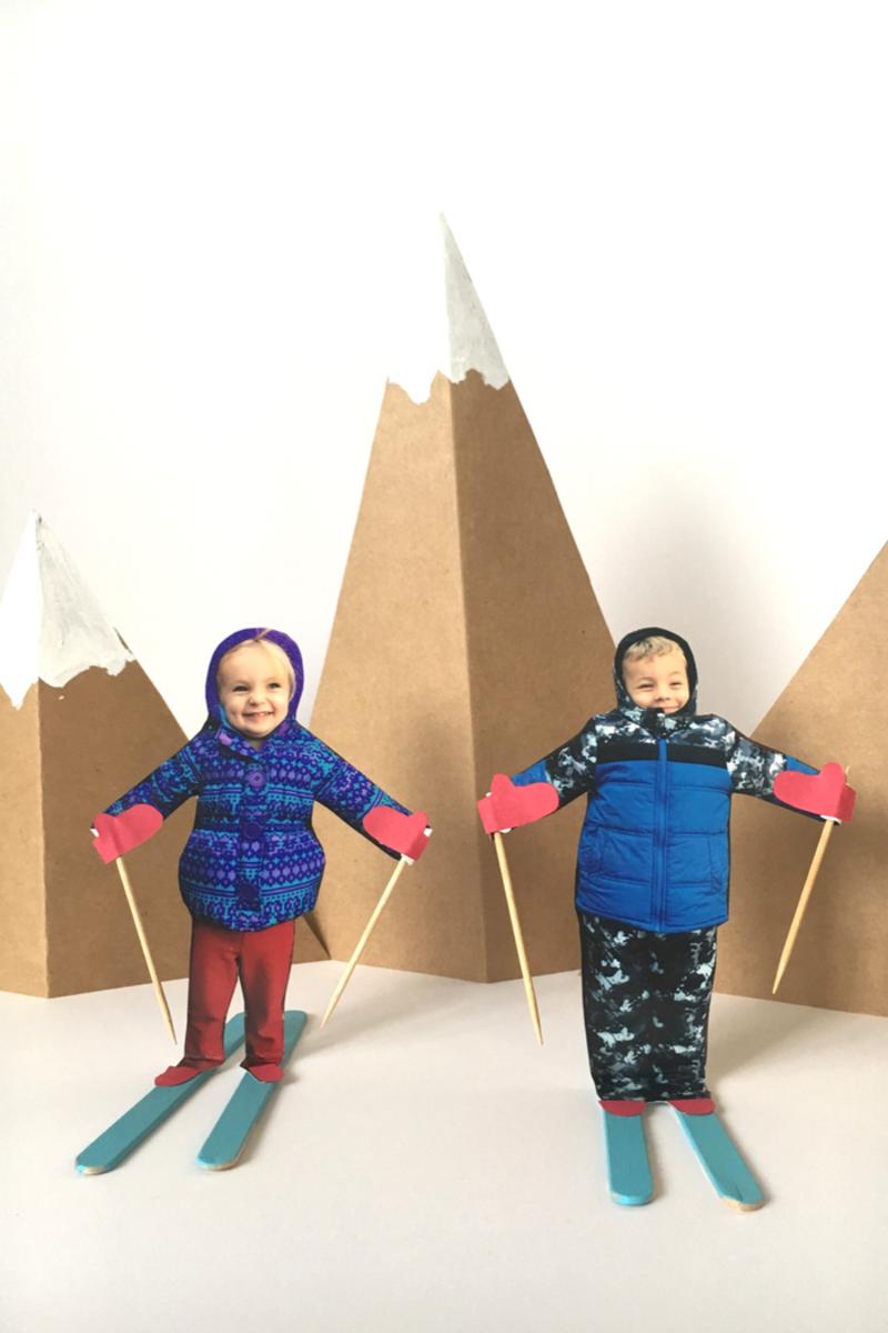 Ski Craft - Complete - Vertical