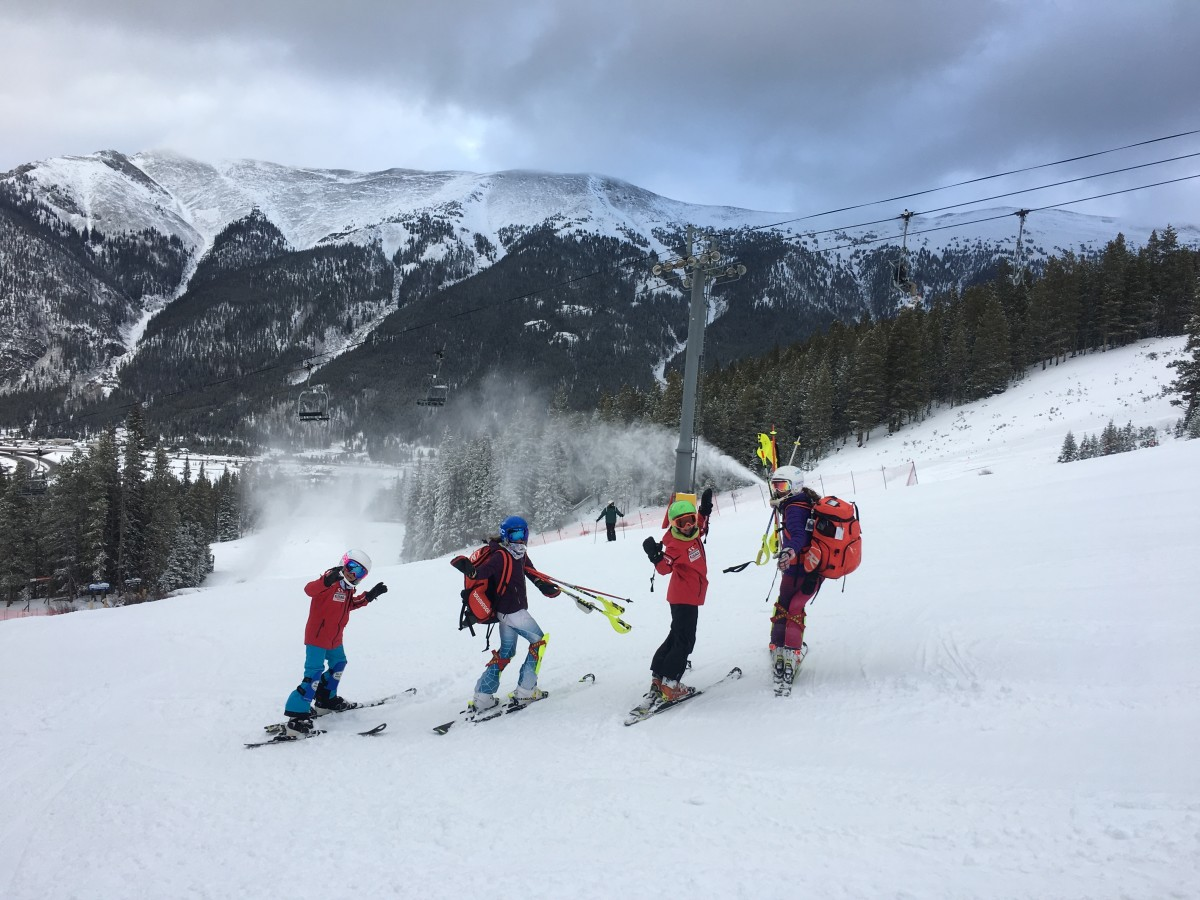 Copper Mountain Teens