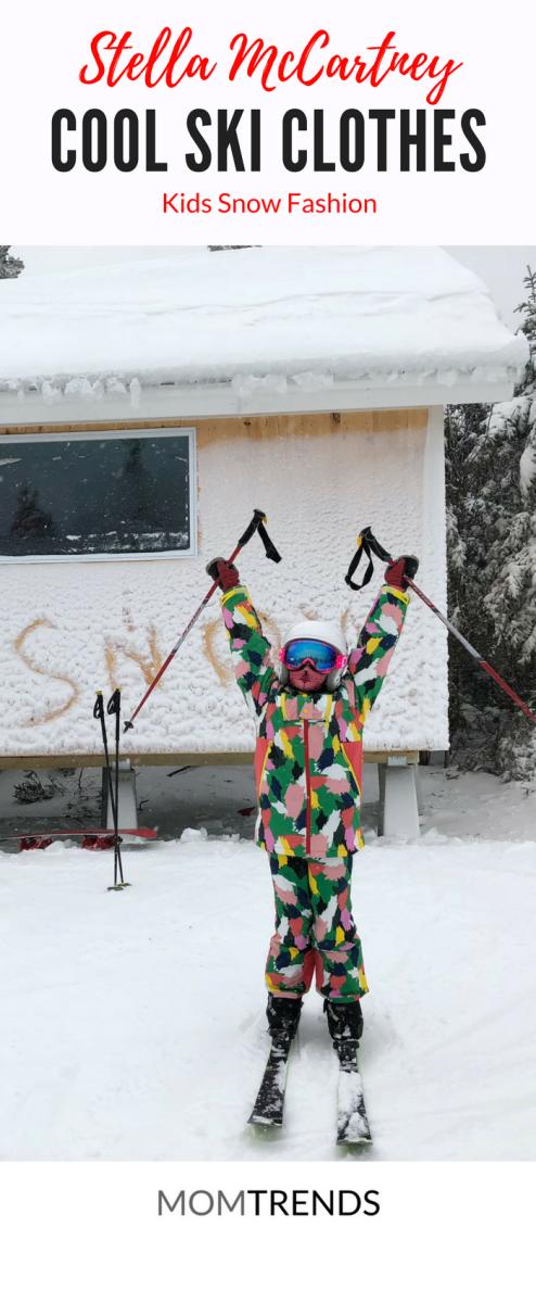Snow Style for Kids Stella McCartney