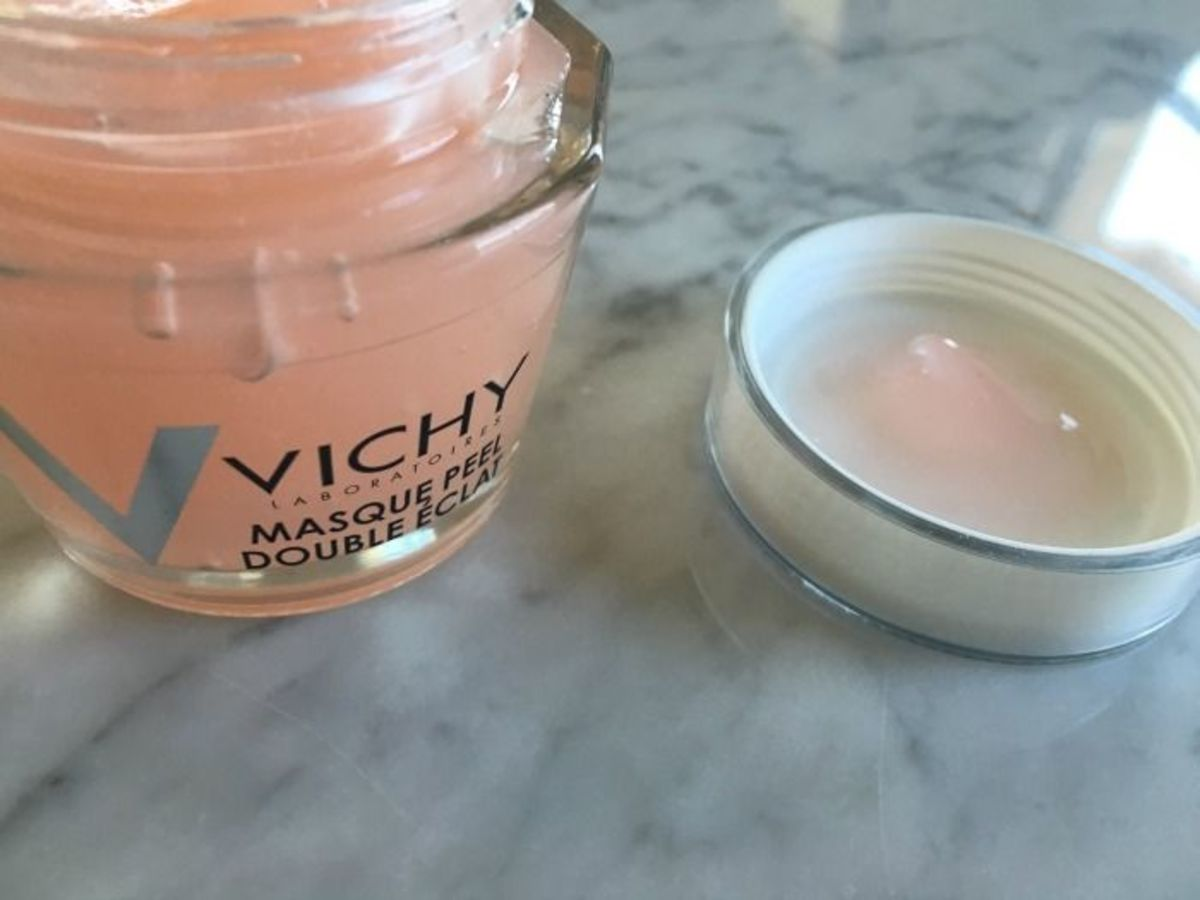 vichy face mask