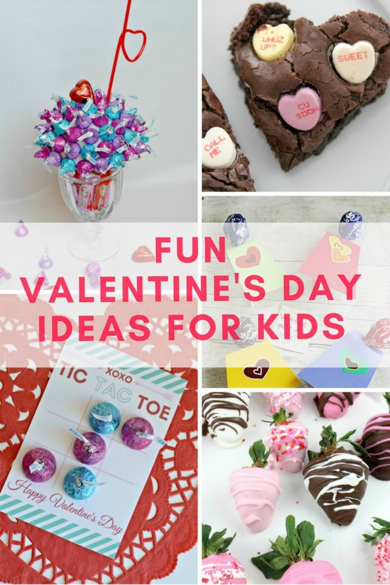 fun Valentine's Day Ideas for kids