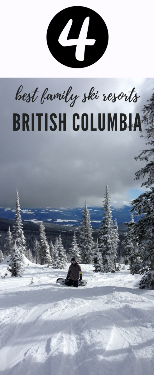 Ski Canada! The Best of British Columbia