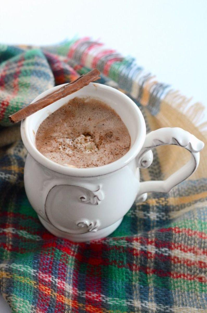 european hot chocolate