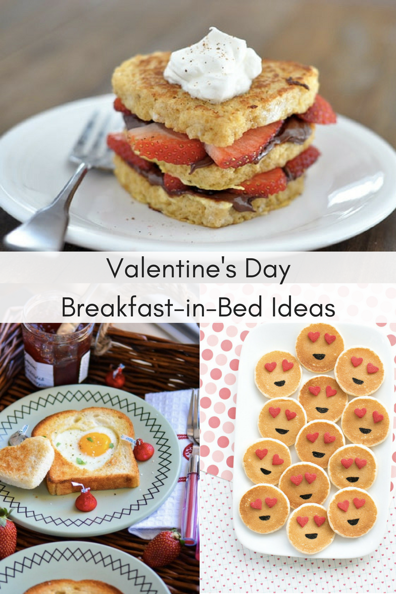 Valentine's Day Breakfast-in-Bed Ideas