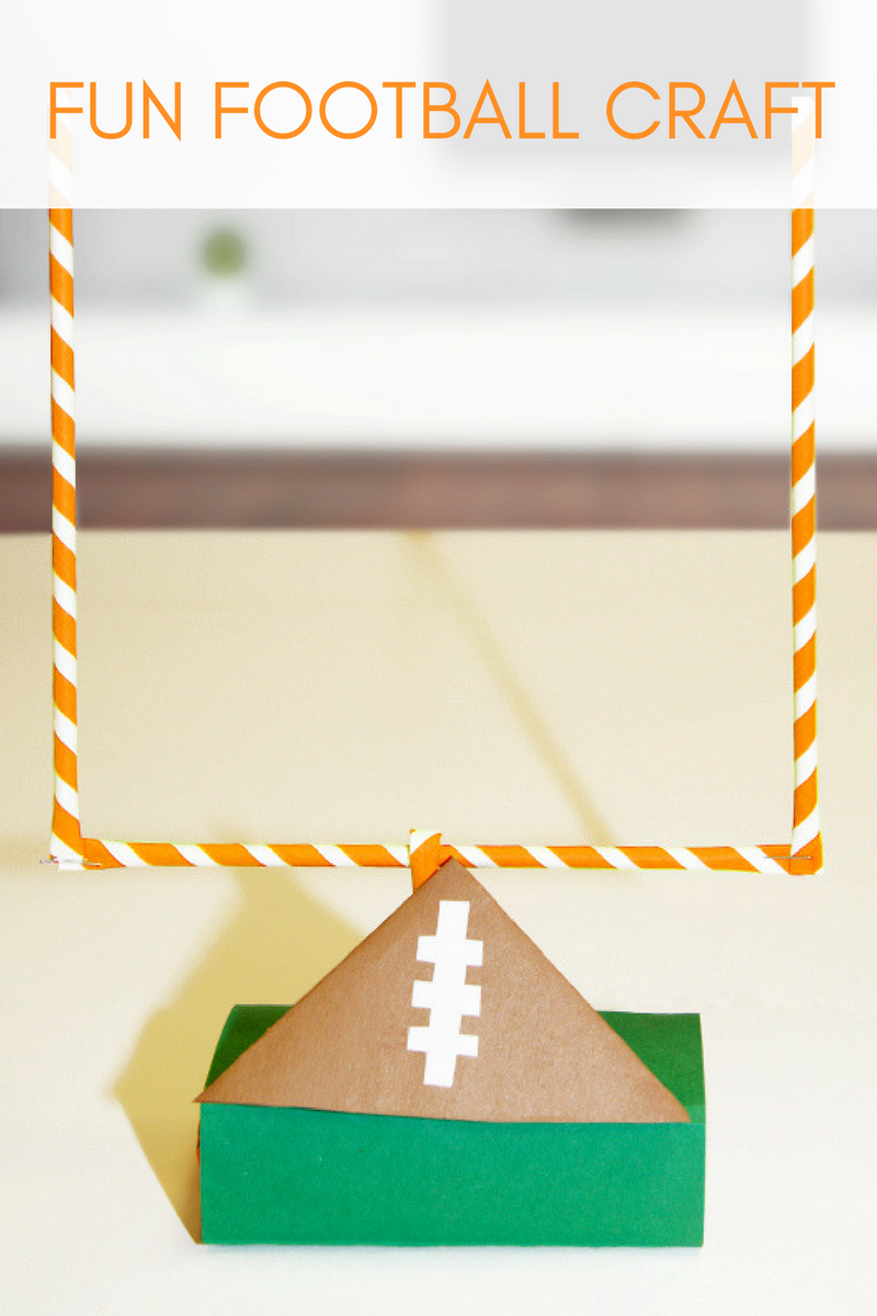 FUN FOOTBALL CRAFT
