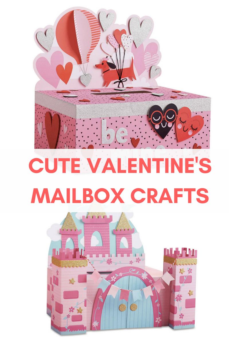 10 VALENTINE'S MAILBOX CRAFTS (3)