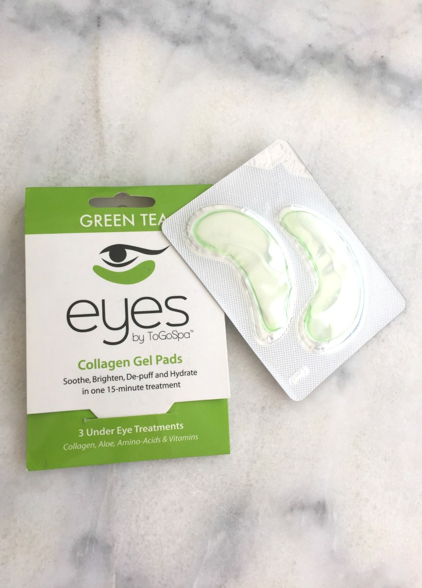 togo spa eye pads