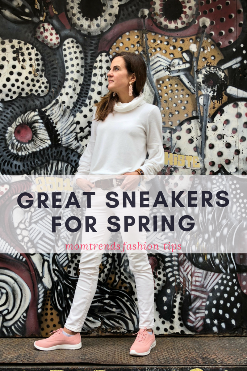 great sneakers for moms