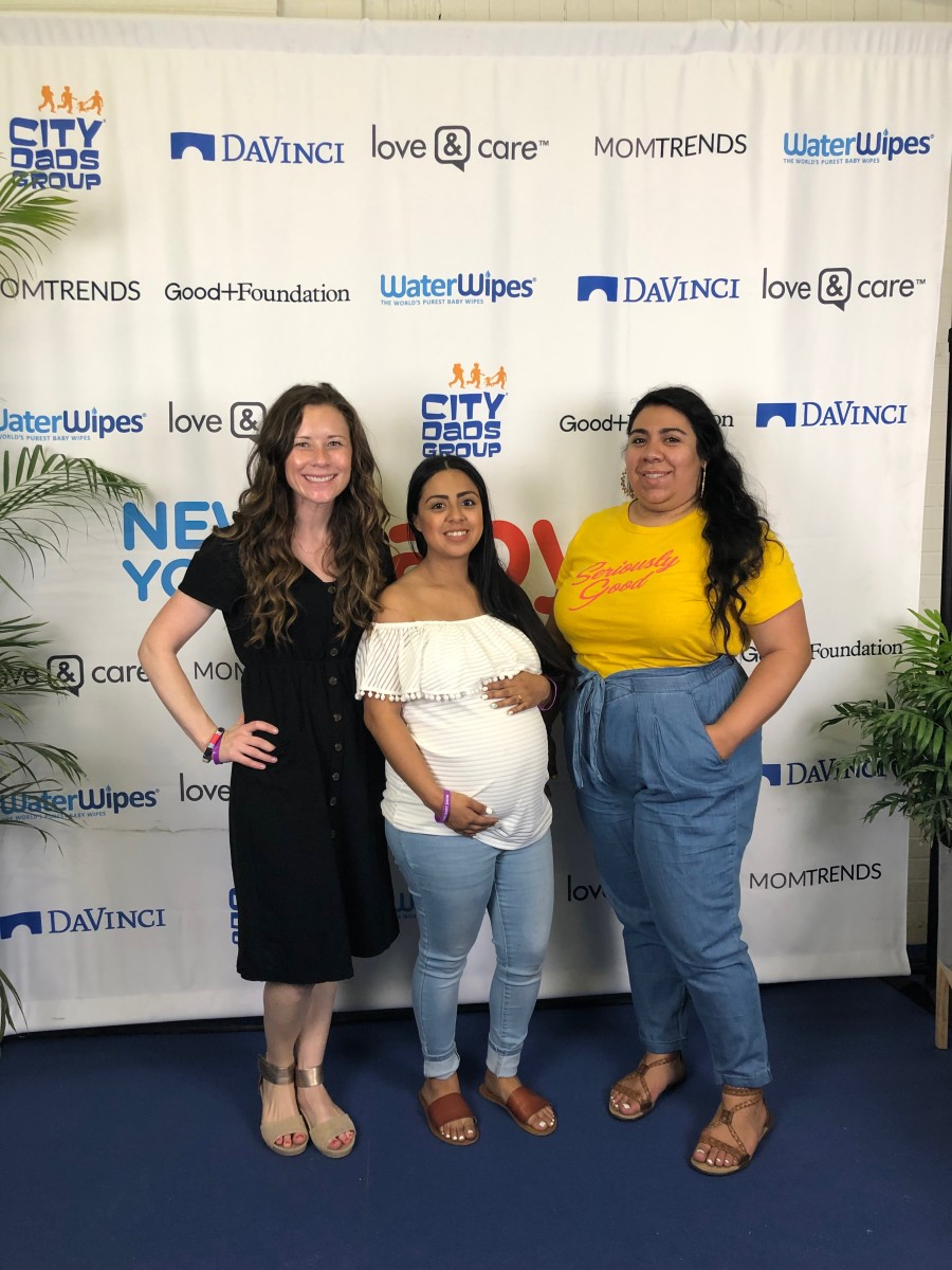 New York Baby Show and #NYBSBlogger Event