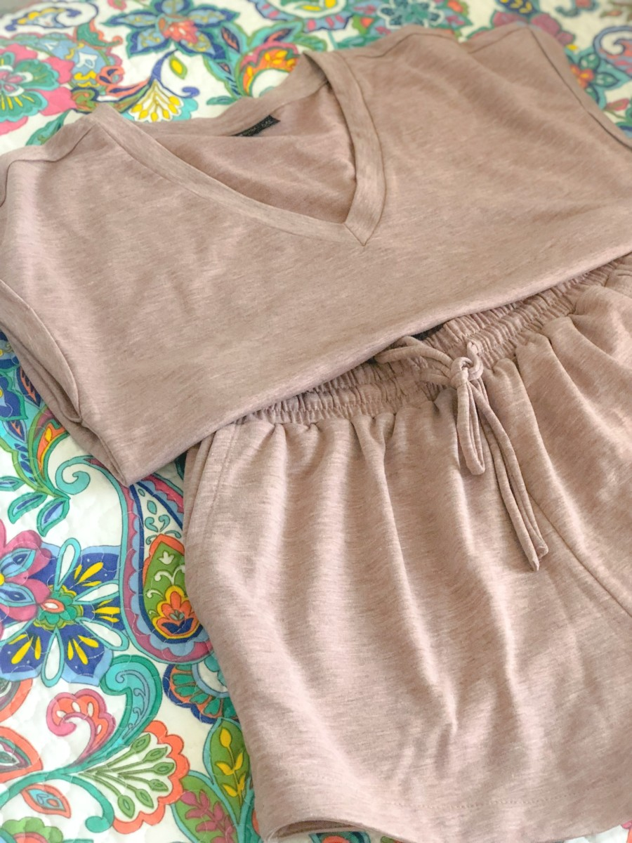 lounge wear and pajama set