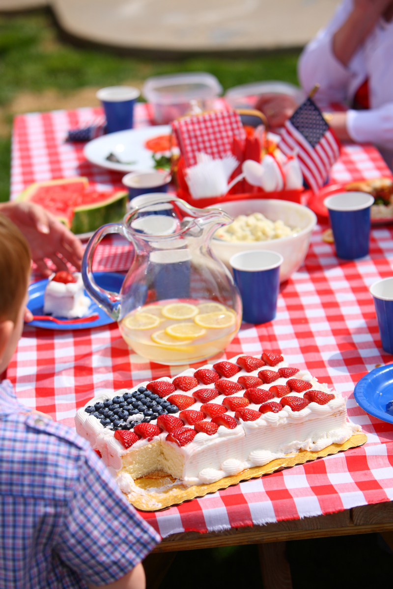 fourth of july tips