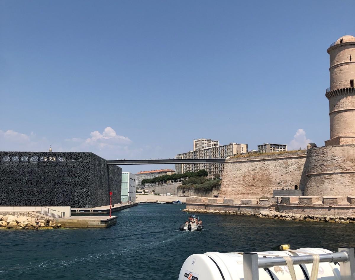 Muceum Marseille