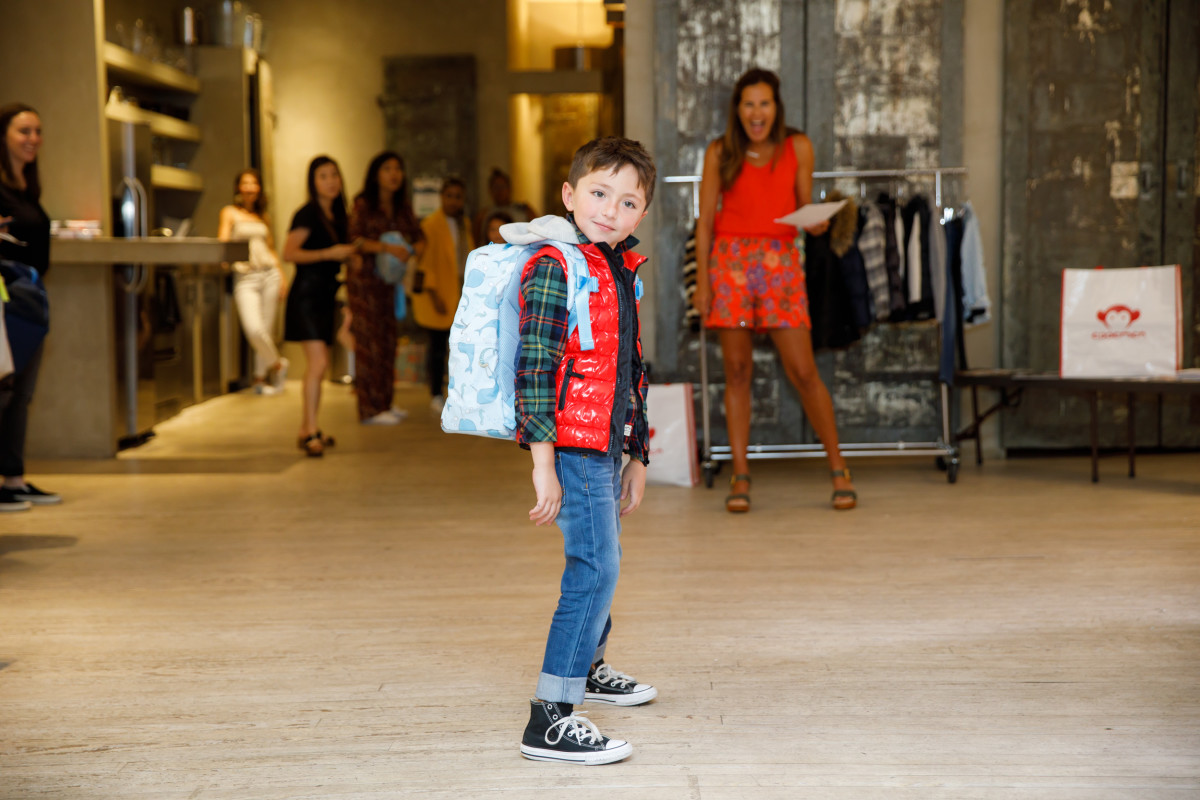 #MomtrendsSchool fashion show kids