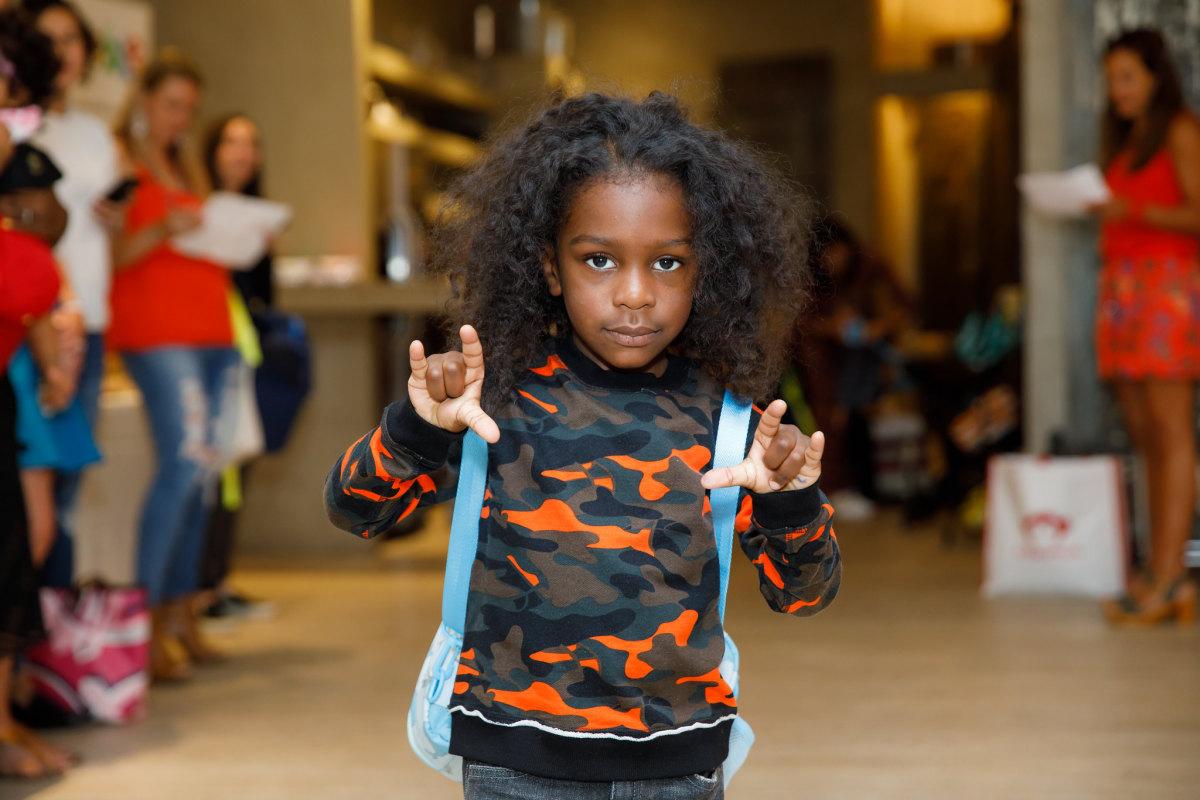 #MomtrendsSchool Fashion Show