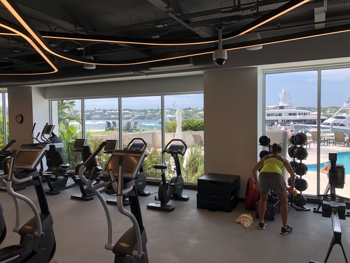 Spa & Fitness at Hamilton Princess, Bermuda