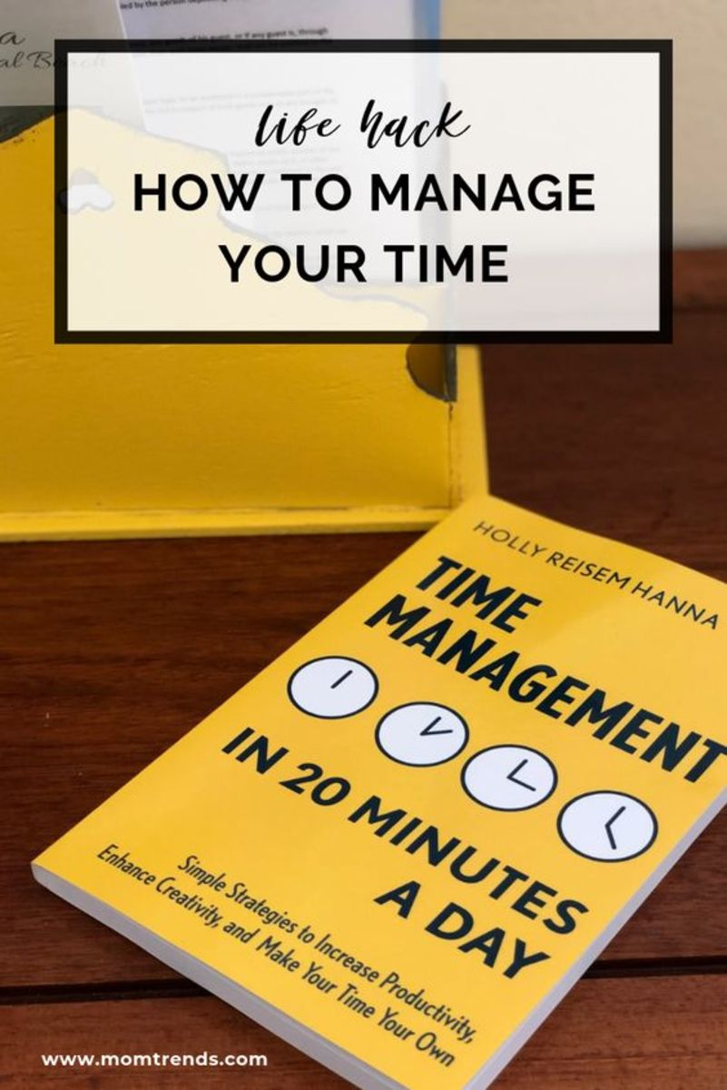 life hack how to manage your time