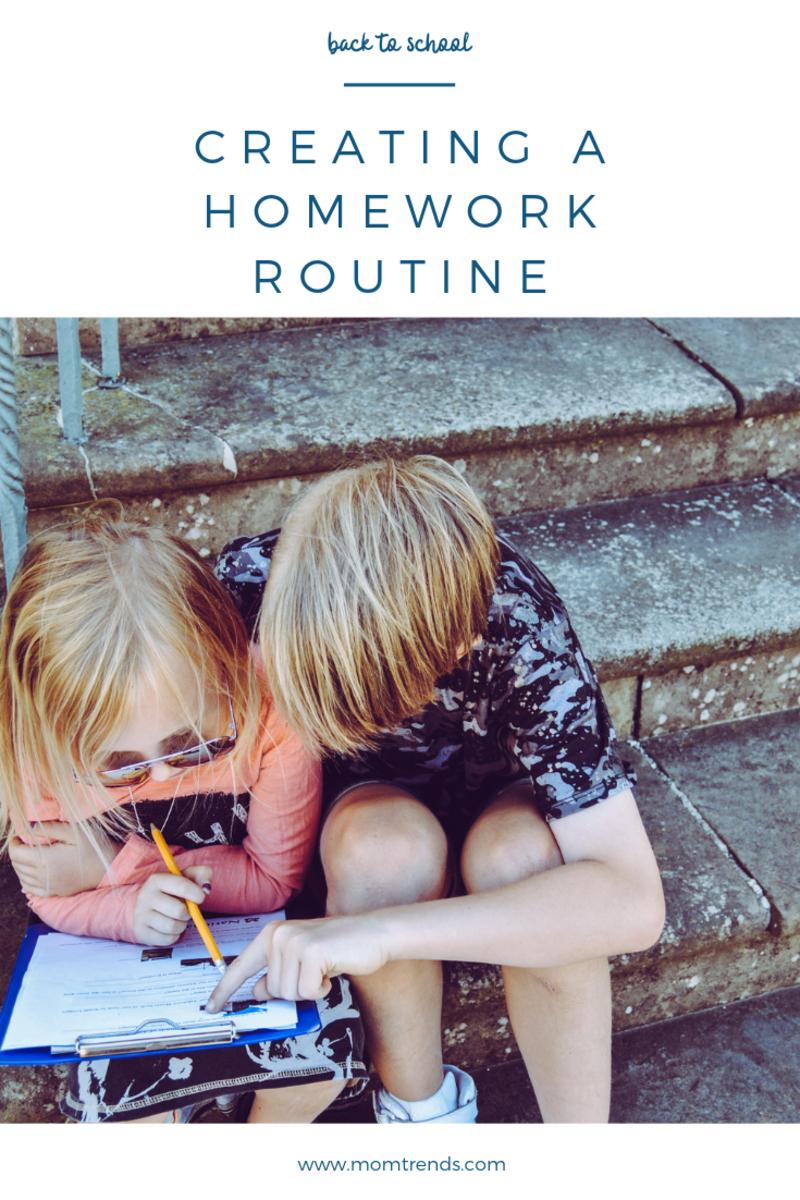 homework-routine